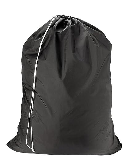 c2f3961b0983 Nylon Laundry Bag - Locking Drawstring Closure and Machine Washable. These  Large Bags will Fit