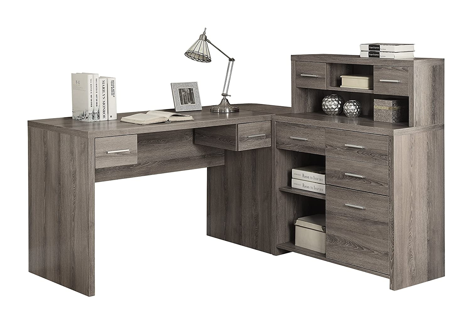 co shaped l home desk desks pcok a office