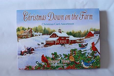 amazon com leanin tree 20 pack design christmas cards christmas
