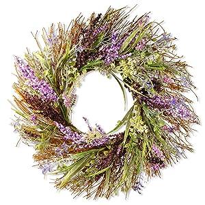 National Tree 22 Inch Christmas Wreath (RAC-W030012A)