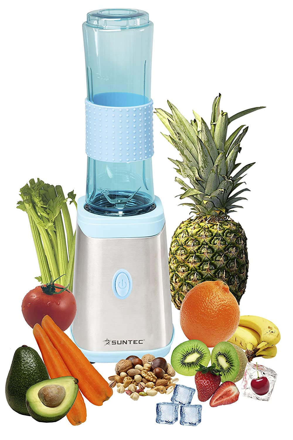 Suntec Wellness SMO-9936 Smoothie Maker, 350 W, Multicolor