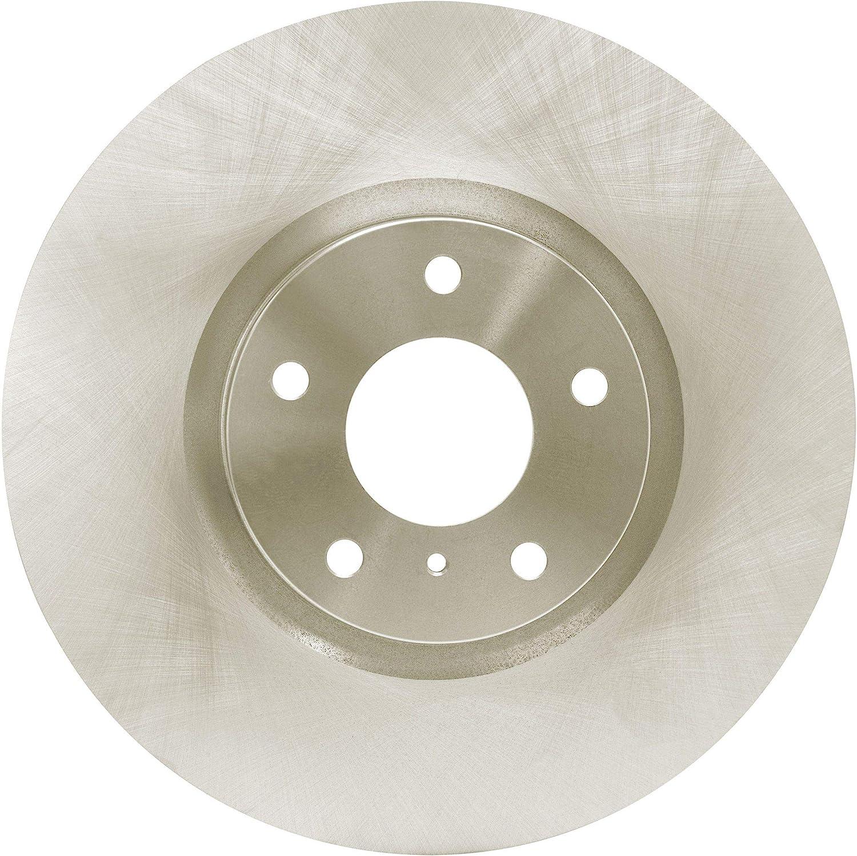 Rear Dynamic Friction Company Disc Brake Rotor 600-59052 1