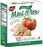 Katz, Gluten Free Apple Mini Pies, 5.5 Ounce, (1 Pack)