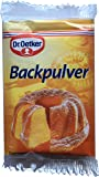 Dr. Oetker Backpulver (Baking Powder) (12 (4 x 3 bags))