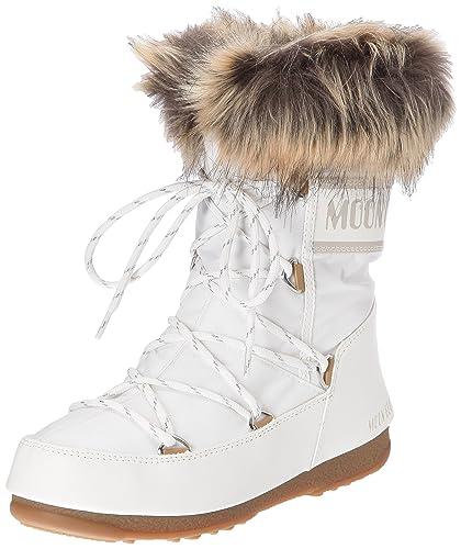 Moon Boot MOON BOOT WE MONACO LOW Blanc pcDkkeiZu4
