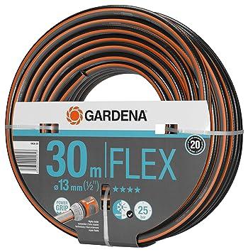 Gardena 18036-20 Comfort Flex Hose, Multi-Colour, 13 mm (1 2 Inch), 30 m 3f74db94f30b