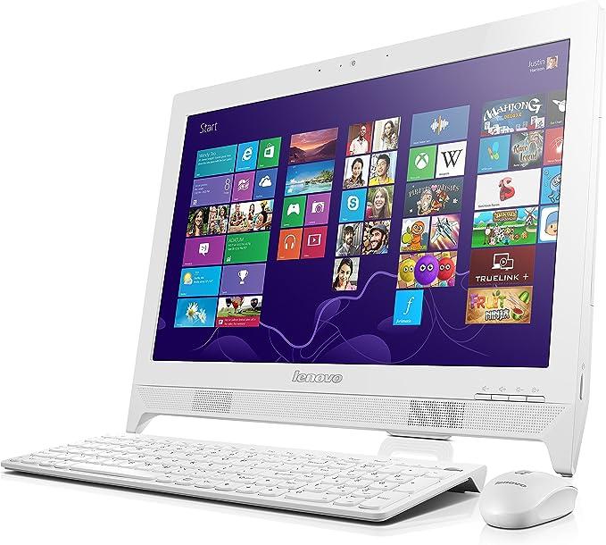 Lenovo Ideacenre C260 - Ordenador de Sobremesa, Intel Pentium J2900, 2,41GHz, 4 GB RAM, 500 GB HDD (importado)