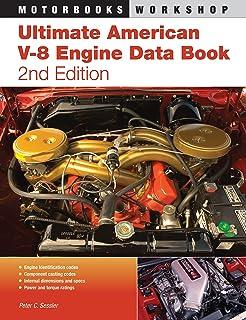 Ultimate American V-8 Engine Data Book 1949-74: Peter