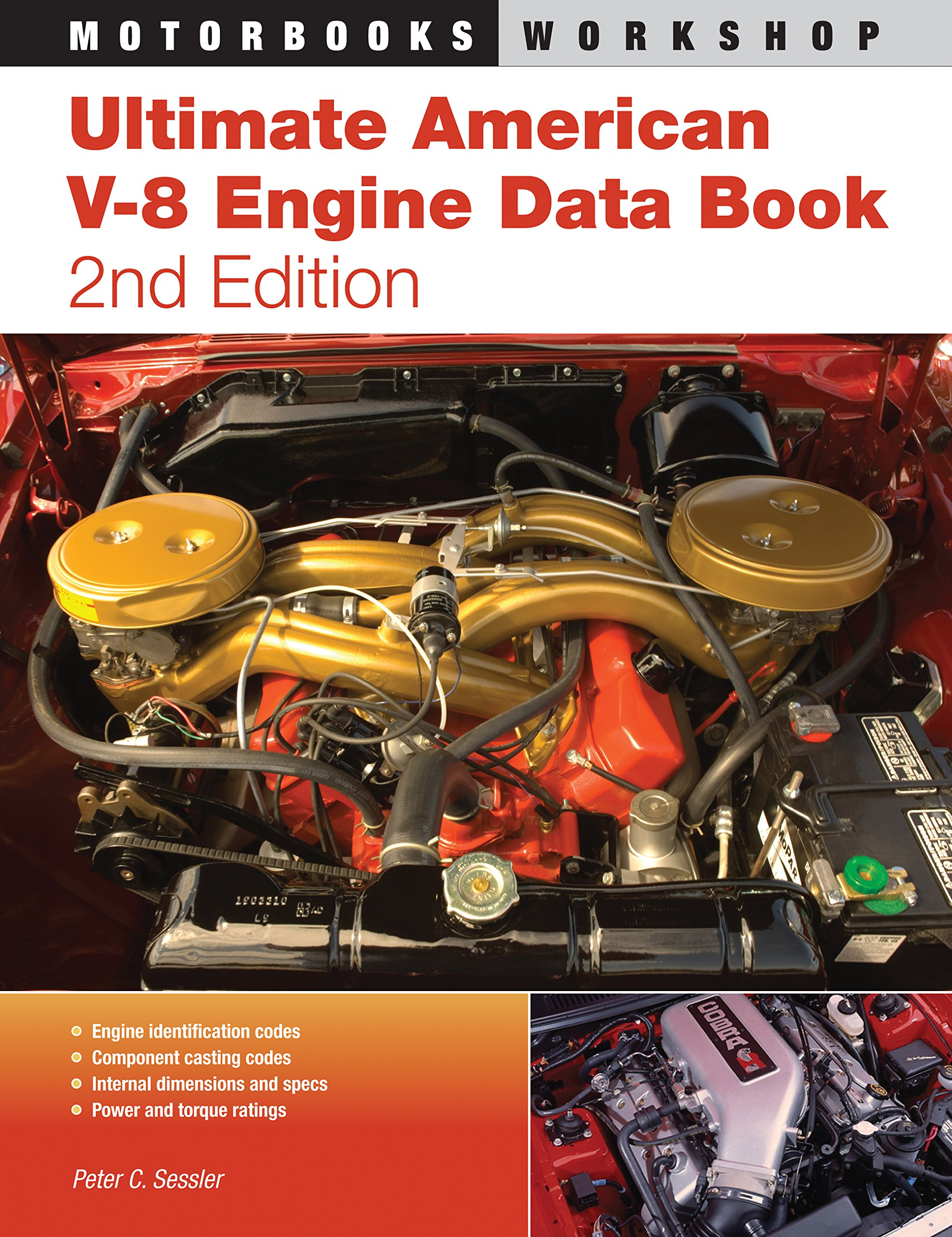 Ultimate American V-8 Engine Data Book 1949-74