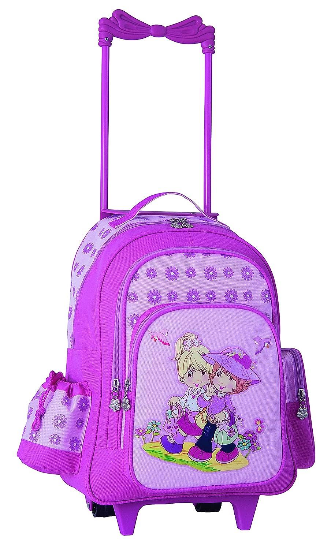 4-teiliges Reiseset für kleine Damen