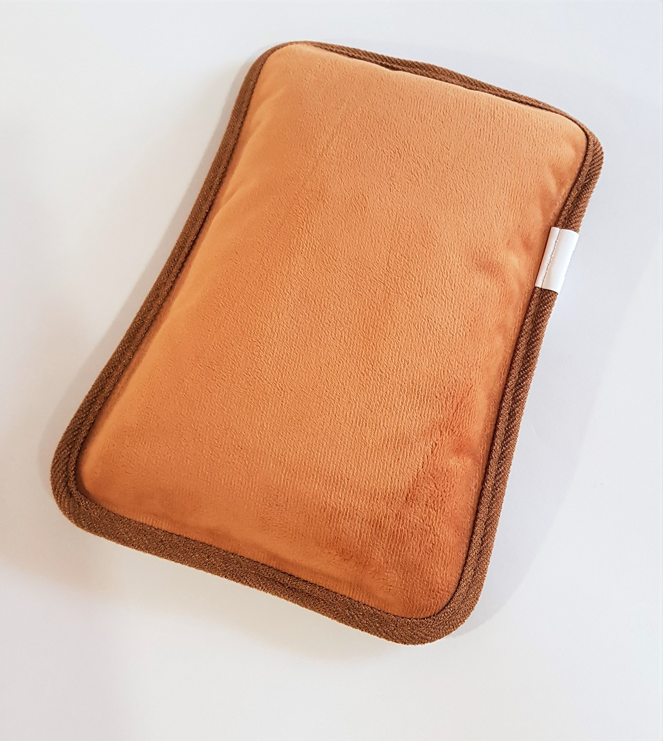 Rechargeable Portable Heat Pad/Pack Brown by Hot Shot