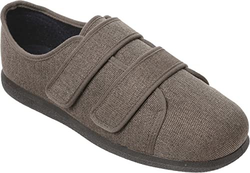 Cosyfeet Steven Extra Roomy Shoes - 3H