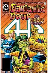 Fantastic Four (1961-1998) #410 (Fantastic Four (1961-1996)) Kindle Edition