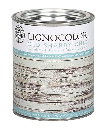Genug Kreidefarbe Shabby Chic Lack Landhaus Stil Vintage Look Chalky  QW95