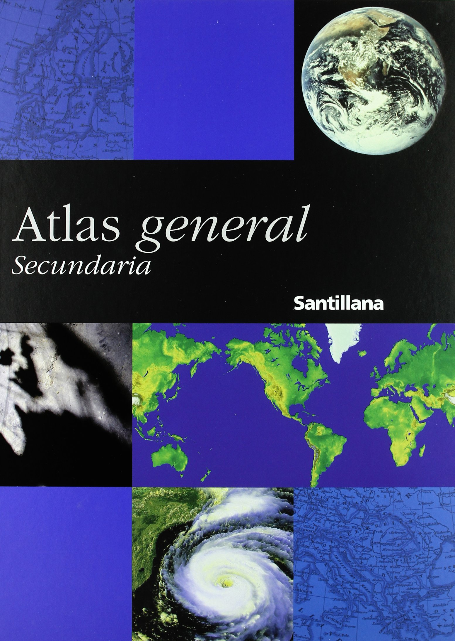 Atlas General Secundaria: Amazon.es: Santillana: Libros