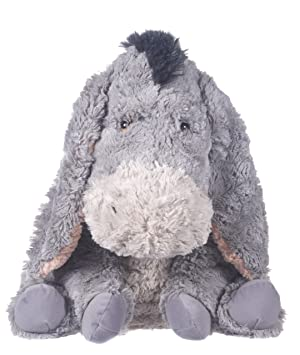 Disney Christopher Robin Collection - Peluche de Winnie The Pooh Eeyore (50 cm)