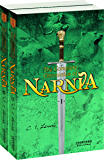 The Complete Chronicles of Narnia:纳尼亚传奇全集(英文原版)(套装上下册) (English Edition)