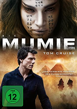 Die Mumie Amazonde Tom Cruise Sofia Boutella Annabelle Wallis