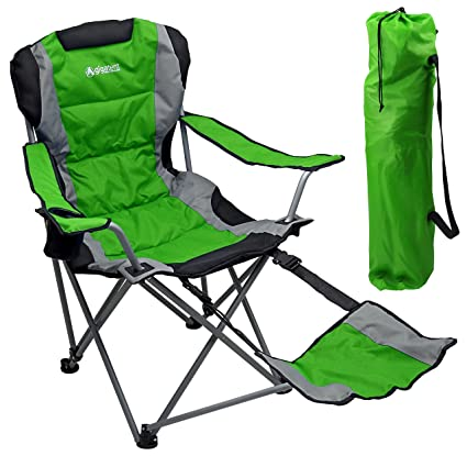 97 Amazon Com Outdoor Quad Camping Chair Lightweight