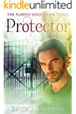 Protector (The Flawed Series Book Three): A Romantic Supernatural Suspense Story