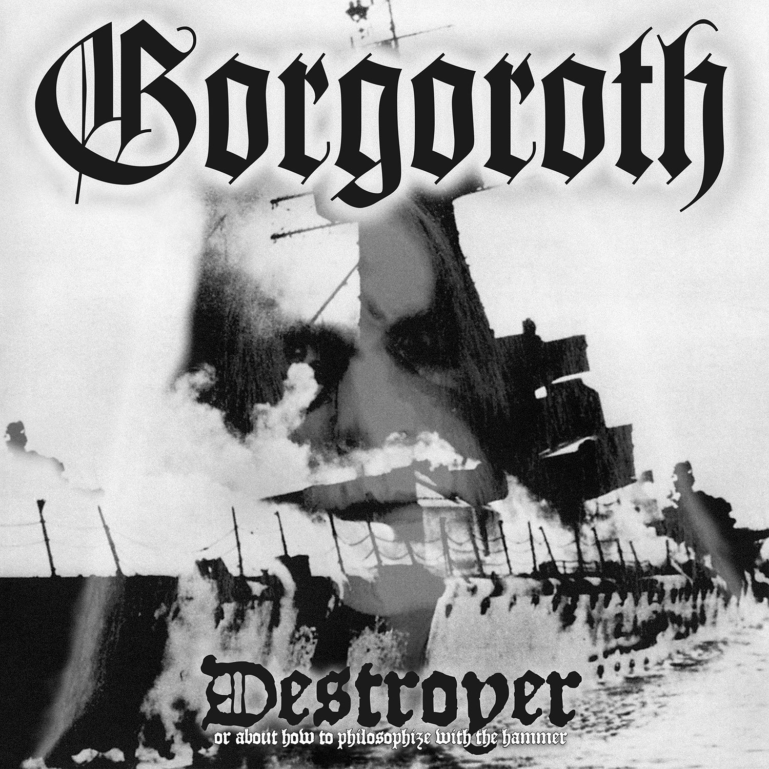Vinilo : Gorgoroth - Destroyer (LP Vinyl)