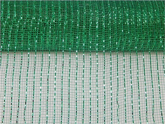 Top 9 10 Inch Green Decor Mesh