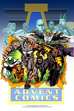 Advent Comics Cover