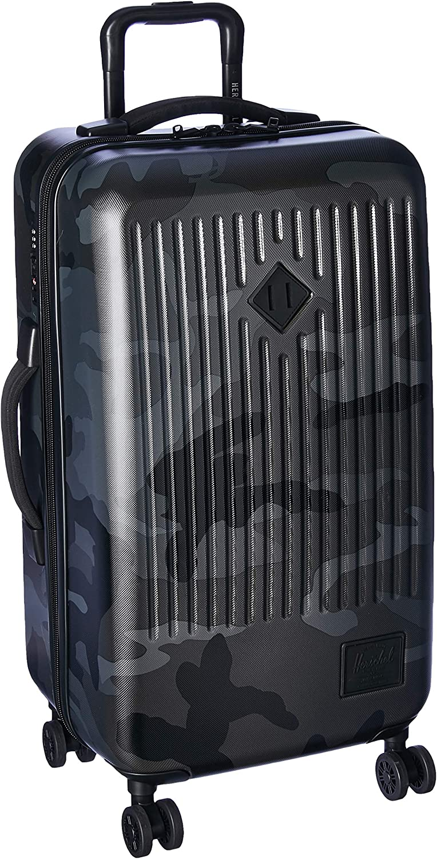 Herschel Trade Dual Spinner, Night Camo, 72.0L/29-Inch