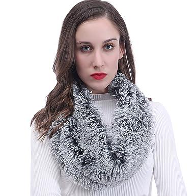 écharpe tube femme fourrure - Idée pour s habiller ae362a8687d