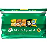 Frito-Lay Baked & Popped Mix Green Variety Pack, 20 Count
