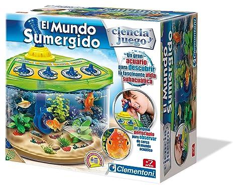 Clementoni Ciencia y juego - Mundo submarino (65527)