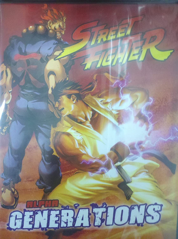 Amazon Com Street Fighter Alpha Generations Movies Tv
