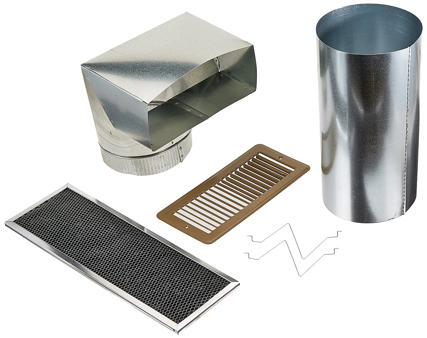 Broan 356NDK Non Duct Recirculation Kit for PM250 Series Kitchen Power Pack