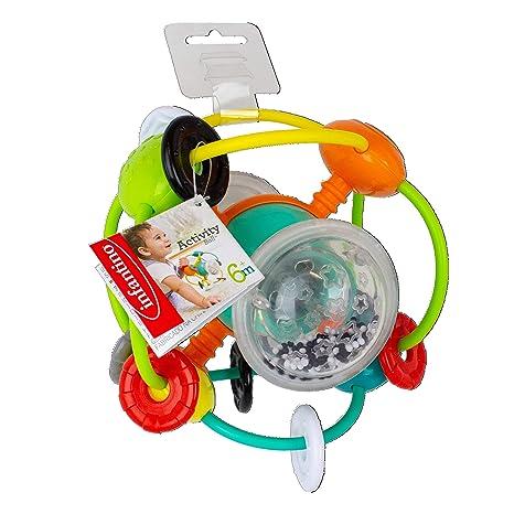 Infantino - Pelota mágica de actividades: Amazon.es: Bebé