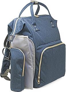 ca67ef601132 Amazon.com : Imyth Multi-function Diaper Bag baby Backpack/handbag ...