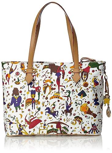 a1a44abd1d Piero Guidi Chiara Tote Bag Con Zip