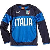 Puma Sweatshirt FIGC Italia Sweat - Pantalones Pirata