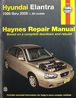 Hyundai tucson workshop manual ebook array hyundai elantra 1996 thru 2013 haynes repair manual editors of rh fandeluxe Images