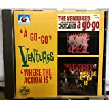 Ventures a Go-Go / Where the Action Is