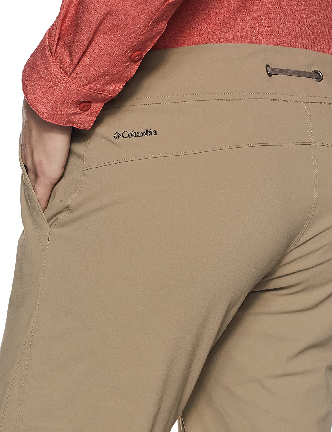 Water and Stain Repellent Columbia Womens Anytime Outdoor Boot Cut Pant