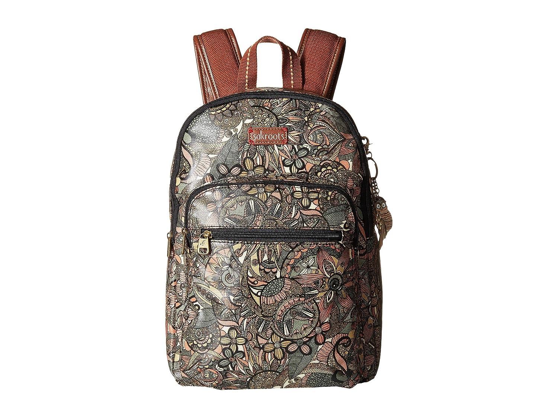 [サックルーツ] Sakroots レディース Artist Circle Mini Backpack バックパック [並行輸入品]  Sienna Spirit Desert B01NB9VGR8