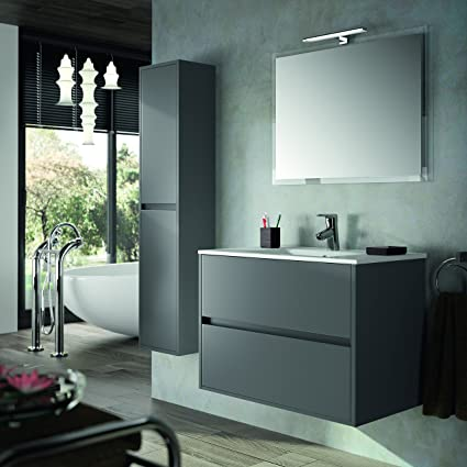 THE LIVING DESIGN FIND YOUR OWN STYLE Conjunto de Mueble de Baño ...