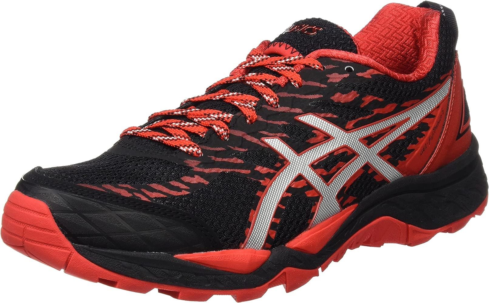 zapatillas asics trail running hombre
