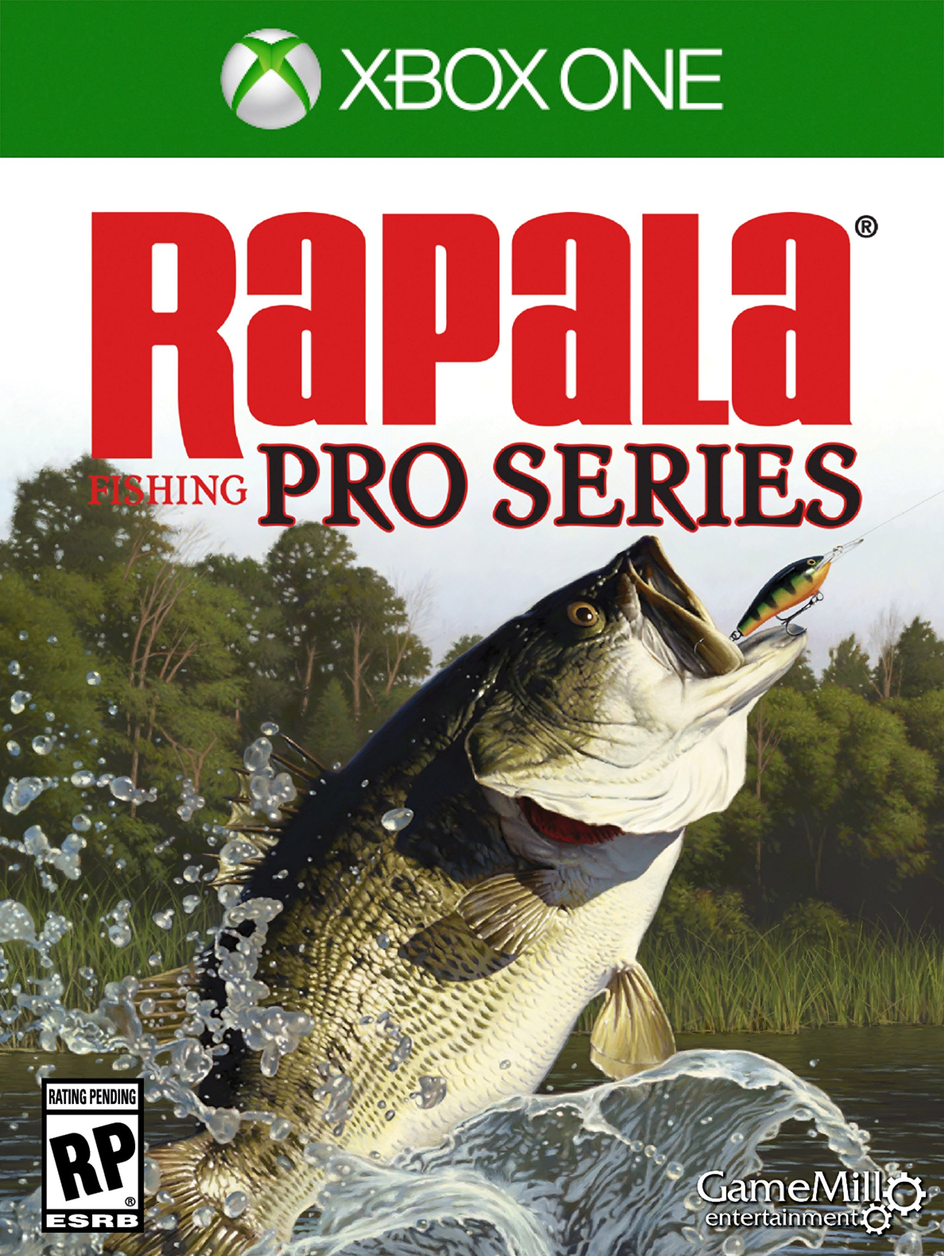 Amazon com: Rapala Pro Fishing - Xbox One Standard Edition: Game