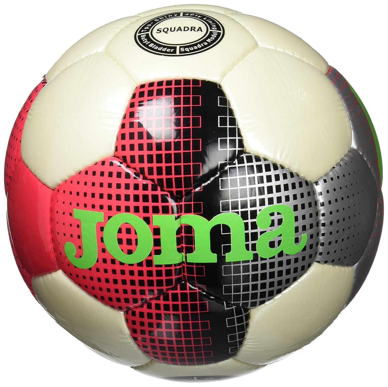 Joma Squadra Balón, Verde Fluor, T5: Amazon.es: Deportes y aire libre