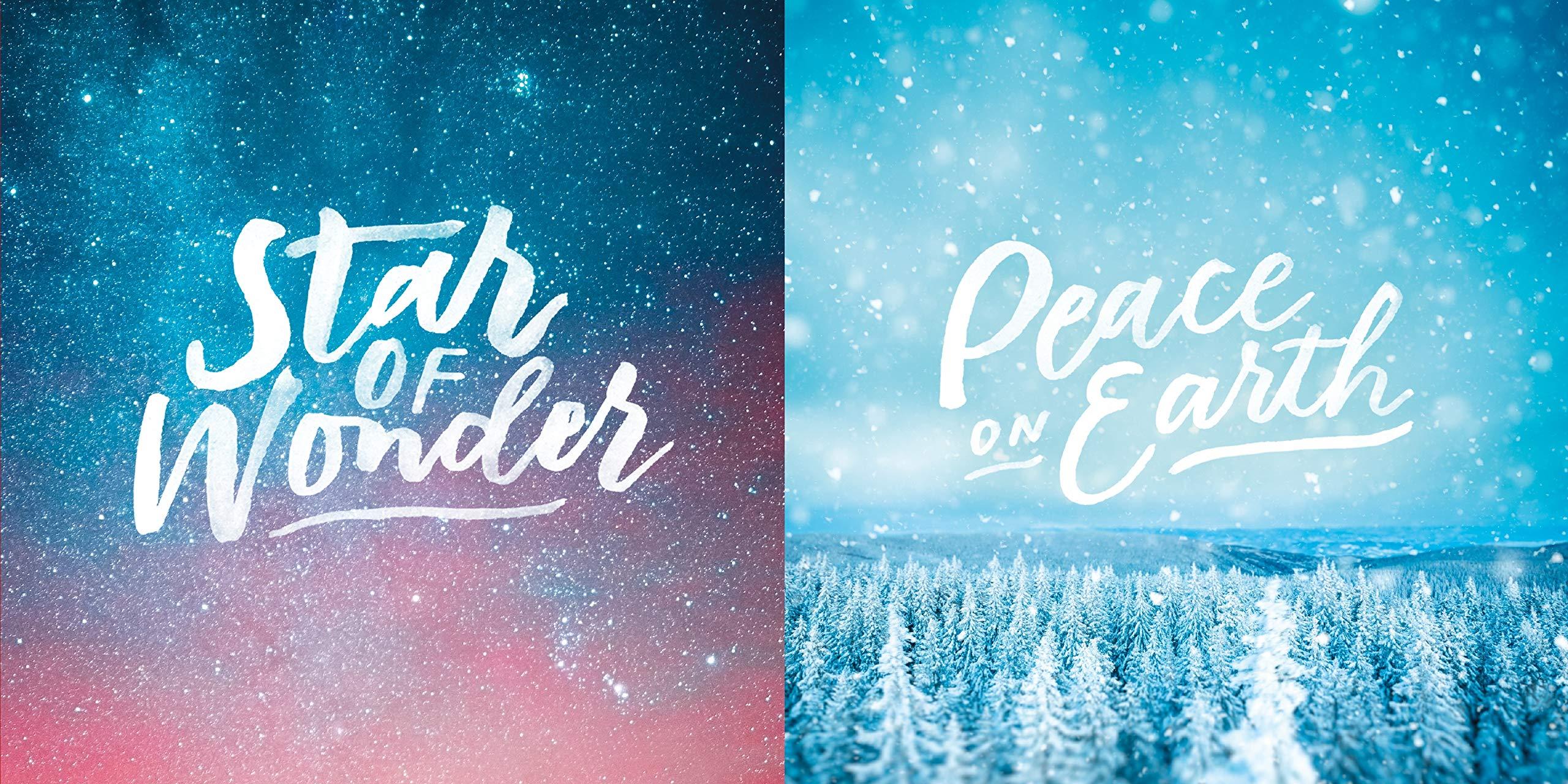 Festive Text 10-Pack Christmas Cards: Star of Wonder and Peace on Earth: Amazon.es: Spck Spck: Libros en idiomas extranjeros