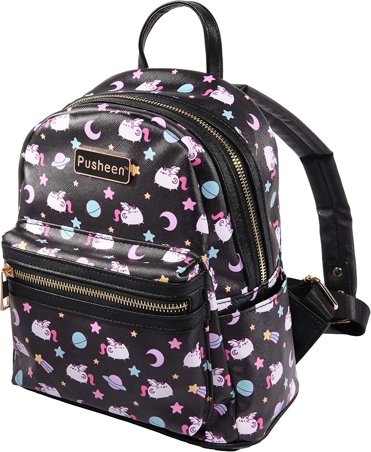 Pusheen the Cat Super Pusheenicorn Mini Backpack Girls Everyday Small Bag