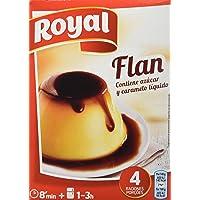 Royal Flan 4 Raciones - Paquete de 12 x 7.75 gr - Total: 93 gr