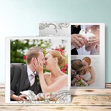 Amazonde Goldene Hochzeit Fotoalbum Der Blaue Garten 76