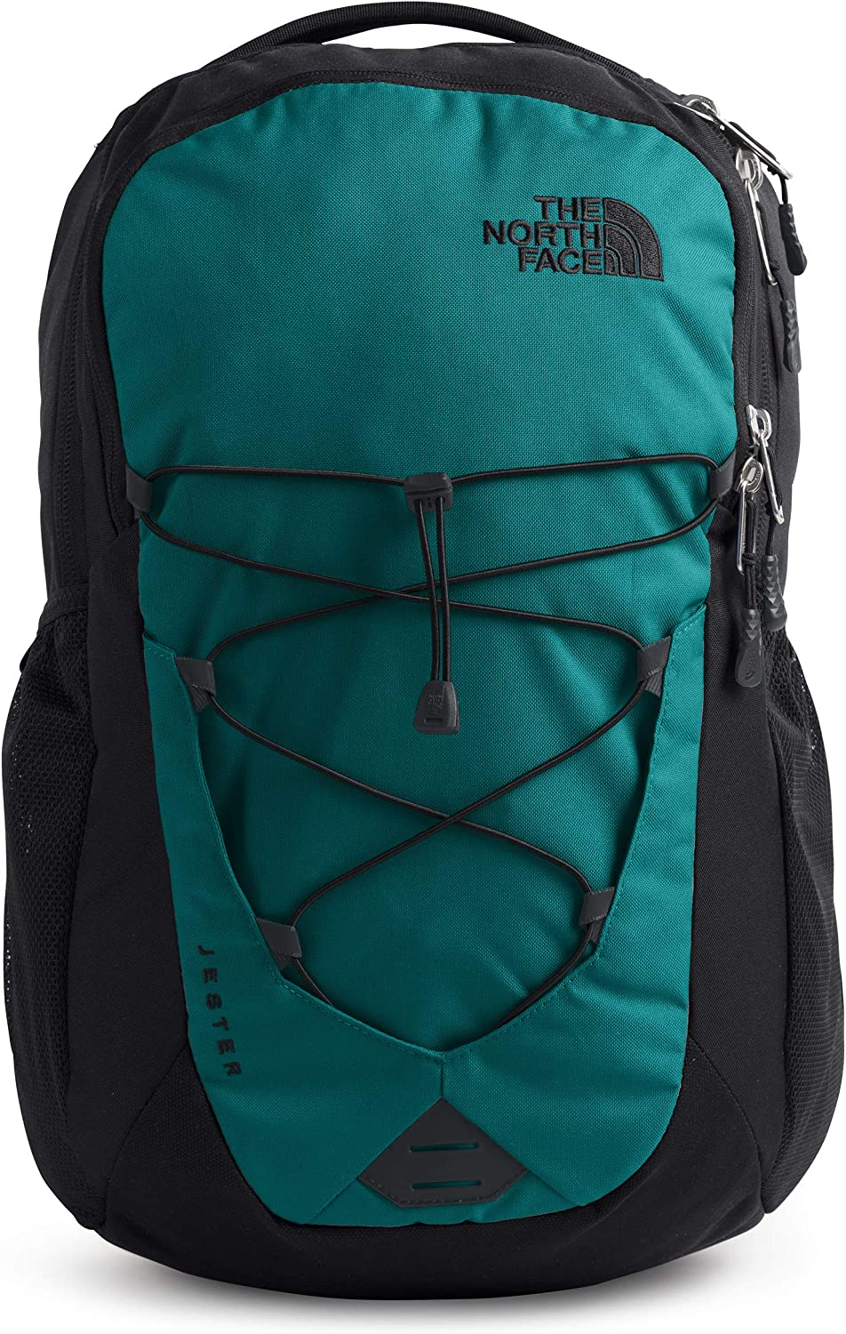 Unisex Adulto The North Face Jester Fanfregn//Tnfblk Daypack Fanfare Green//TNF Black OS